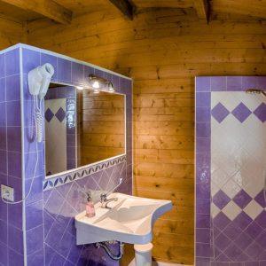 (Esempio bagno privato Lavanda)