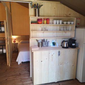 (Margherita Lodge Tent 25 mq)